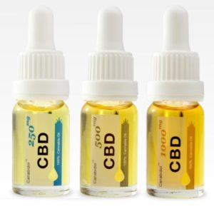 #3 Best CBD Oil UK - Canabidol CBD Oil Drops