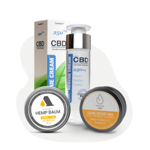 CBD Creams & Topicals