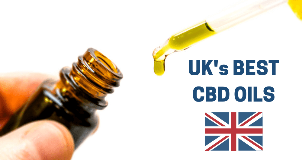 UKs BEST CBD oil to BUY