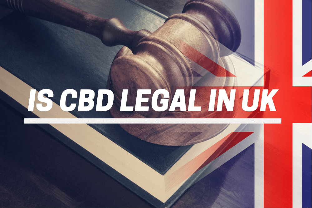 IS CBD LEGAL IN UK