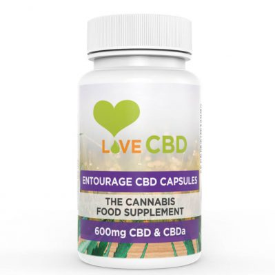 UK's 9 Best CBD Capsules You Can Buy in 2019