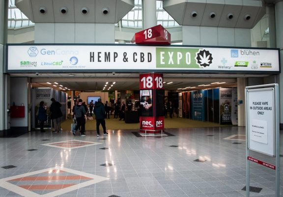 4 UK CBD Events to Attend This Year