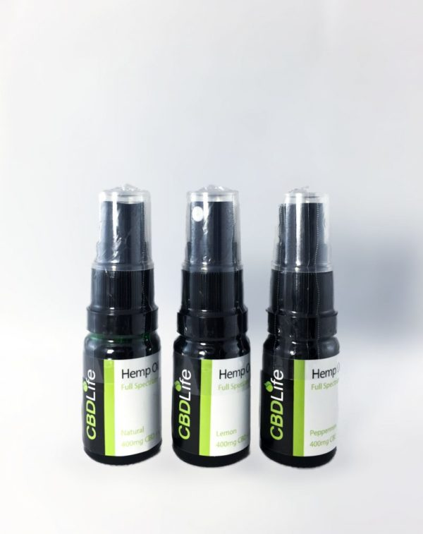 Best Flavoured CBD Oil - CBD Life Hemp Oil Spray