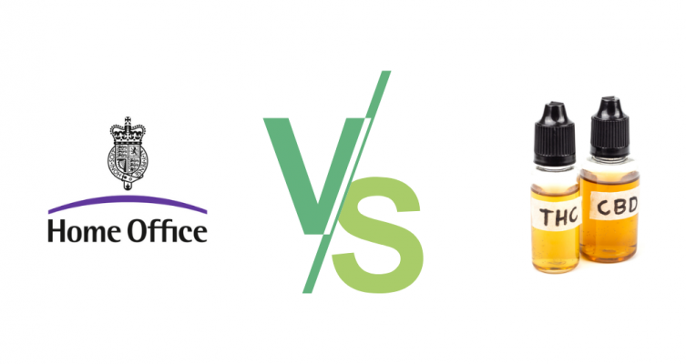 Homeoffice VS CBD Industry