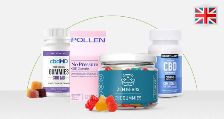 Best CBD Gummies in the UK