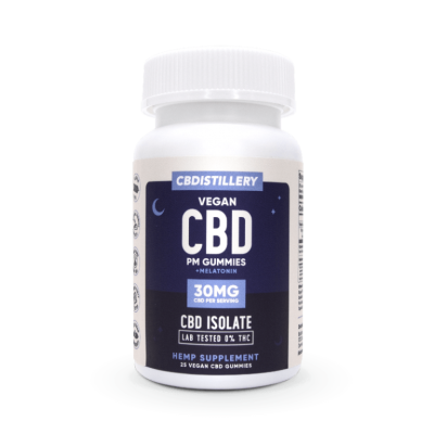 CBDistillery Nightime CBD Gummies