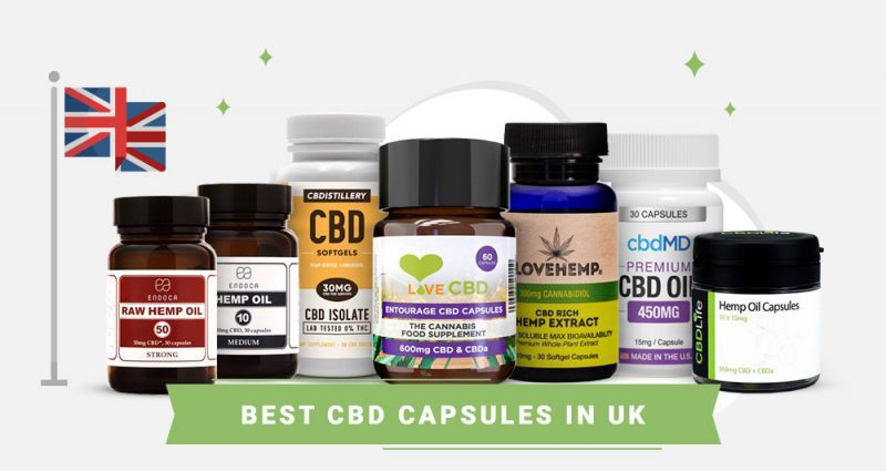 cbd pills for pain for sale