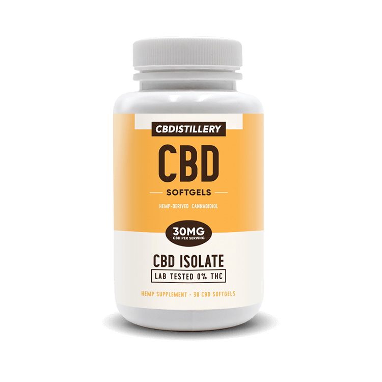 CBD GEL CAPSULES 900MG