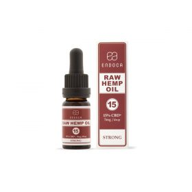 Endoca RAW CBD Oil 1500mg 1