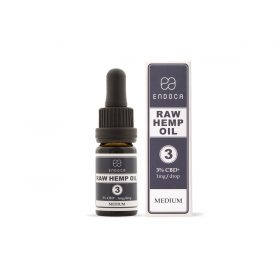 Endoca RAW CBD Oil 300mg 1