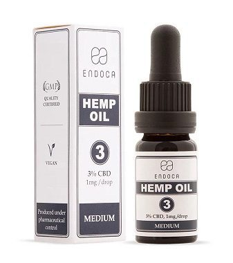 Endoca CBD Oil