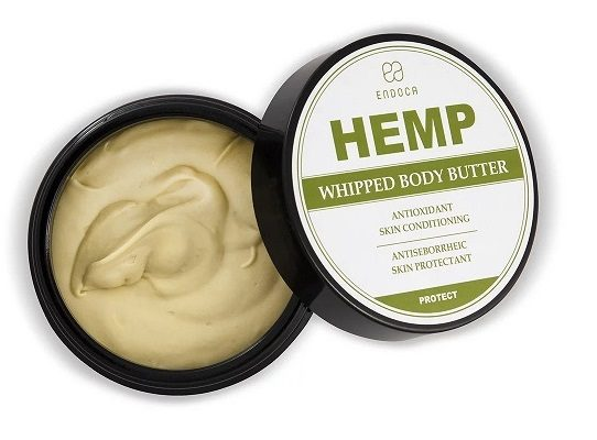 Endoca Whipped Body Butter