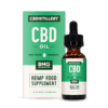 CBDistillery Broad-Spectrum CBD Oil 240mg