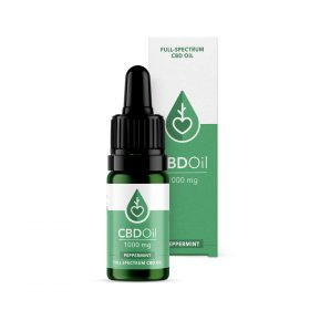 CBD Full Spectrum CBD Oil UK - 1000mg