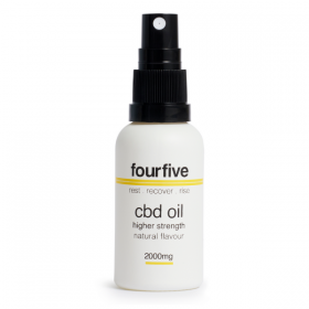 FourFive CBD Oil (2000mg)