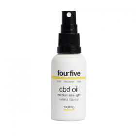 FourFive CBD oil 1000mg