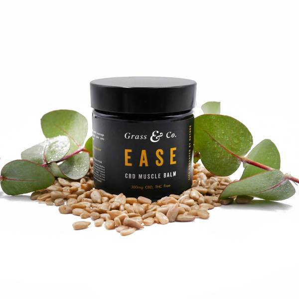 Grass & Co Ease CBD Muscle Balm