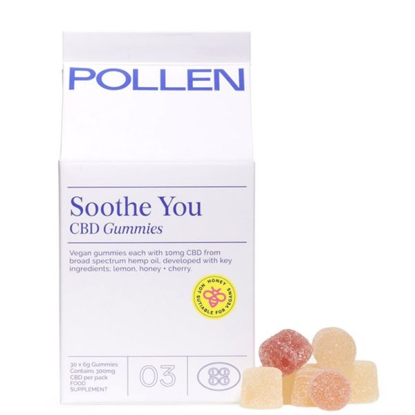 Pollen Sooth You CBD Gummies