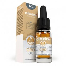CBD Hemp Seed Oil 5% (460mg)