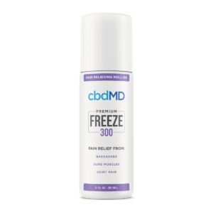 cbdMD Pain Relief Cream 300mg