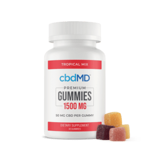 cbdMD CBD Gummies 1500mg