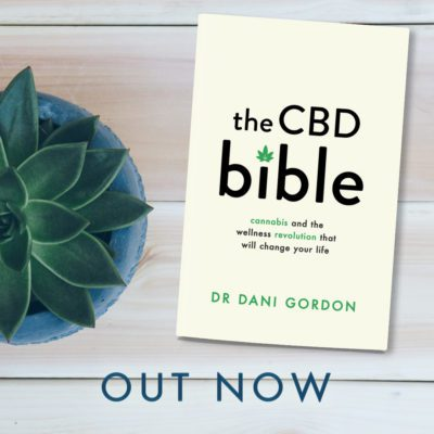 the CBD bible by Dr. Dani Gordon