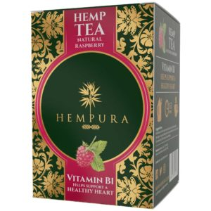 Hempura CBD Tea - Raspberry